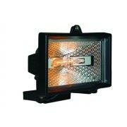 Byron HL120 Halogen Floodlight Black 120 Watt