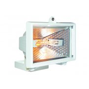 Byron HL400W Halogen Floodlight White 400 Watt