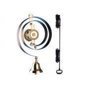 Byron Mechanical Butlers Bell & Iron Pull Kit