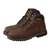 Brown Electric Safety Boot UK 8 Euro 42