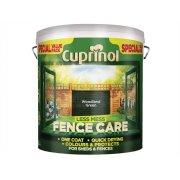 Cuprinol Less Mess Fence Care Woodland Green 6 Litre
