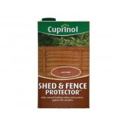 Cuprinol Shed & Fence Protector Acorn Brown 5 Litre