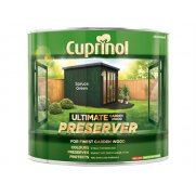 Cuprinol Ultimate Garden Wood Preserver Spruce Green 1 Litre