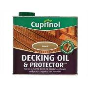 Cuprinol UV Guard Decking Oil 2.5 Litre