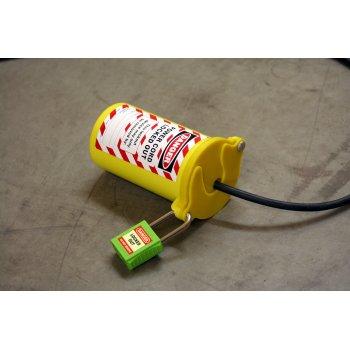 Spectrum Industrial Cylinder Electrical Plug Lockout