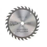 DEWALT Circular Saw Blade 184 x 16mm x 28T Series 40 General Purpose
