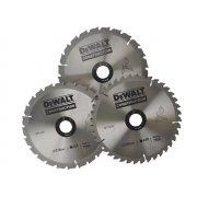DEWALT Circular Saw Blade 216mm + Aluminium Case