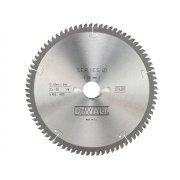DEWALT Circular Saw Blade 250 x 30mm x 80T Series 40 Extra Fine Finish