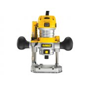 DEWALT D26203 1/4in Plunge Router Variable Speed 900 Watt 230 Volt