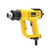DEWALT D26414 LCD Premium Heat Gun 2000 Watt 230 Volt