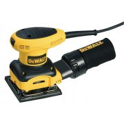 DEWALT D26441 1/4 Sheet Palm Sander 230 Watt 230 Volt