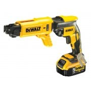 DEWALT DCF620P2K Brushless Collated Drywall Screwdriver 18V 2 x 5.0Ah Li-Ion