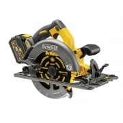 DEWALT DCS576T2 FlexVolt XR Circular Saw 18/54V 2 x 6.0/2.0Ah Li-Ion Model No. DCS576T2-GB