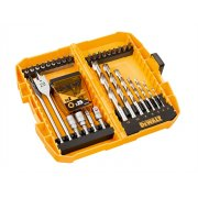DEWALT DT71501-QZ Drilling & Screwdriving Set 56 Piece