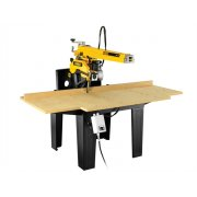 DEWALT DW729KN 350mm Radial 3 Phase Arm Saw 4000 Watt 440 Volt