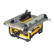 DEWALT DW745RS 250mm Portable Site Saw & DE7400 Stand 1700 Watt 230 Volt