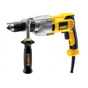 DEWALT DWD524KS 2 Speed Piston Percussion Drill 1100 Watt 230 Volt