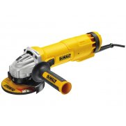 DWE4206K-GB 115mm Mini Grinder With Kitbox 1010 Watt 240 Volt
