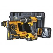 DEWALTDCK206M2 Twin Pack 18 Volt 2 x 4.0Ah Li-Ion Model No- DCK206M2