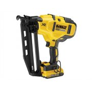 DEWALTDCN660D2 XR Brushless Second Fix Nailer 18 Volt 2 x 2.0Ah Li-Ion Model No- DCN660D2-GB
