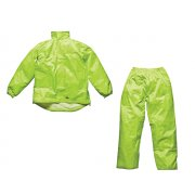 Dickies Yellow Vermont Waterproof Suit - XXL (52-54in)