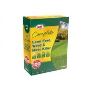 DOFF Complete Lawn Feed, Weed & Moss Killer 3.2kg