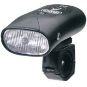 DRAPER 1.8W Krypton Bicycle Light (2 x C batteries): Model No.BL2