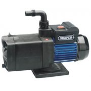 DRAPER 100L/Min (Max) 1000W 230V Multistage Surface Mounted Pump: Model No.SP100/4