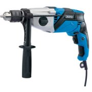 DRAPER 1010W 230V Hammer Drill: Model No.PT1010ID
