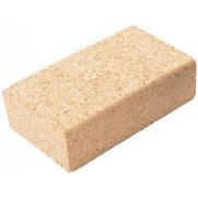 DRAPER 110 x 65 x 30mm Cork Sanding Block: Model No.475