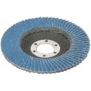 DRAPER 110mm Zirconium Oxide Flap Disc (40 Grit): Model No. APT147