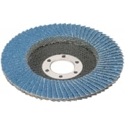 DRAPER 115mm Zirconium Oxide Flap Disc (40 Grit): Model No. APT148