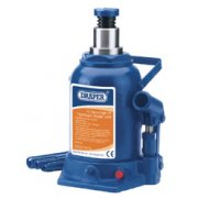 DRAPER 12 Tonne High Lift Hydraulic Bottle Jack: Model No.BJ12HL
