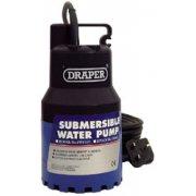 DRAPER 120L/Min 200W 230V Submersible Water Pump: Model No.SWP120