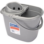DRAPER 12L Plastic Mop Bucket: Model No.MBG