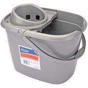 DRAPER 12L Plastic Mop Bucket: Model No.MBG