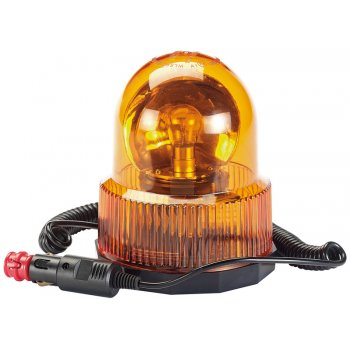 DRAPER 12V Magnetic Base Rotating Beacon: Model No.RWB1
