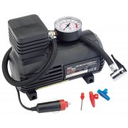 DRAPER 12V Mini Analogue Air Compressor (250Psi Max.) : Model No.RL-TC12