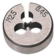 "13/16"" Outside Diameter 2.5mm Coarse Circular Die: Model No. SKC2B"