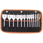 13 Piece Flat Wood Bit Set Model. No. FB/13B