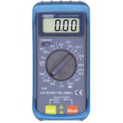 DRAPER 16 Function Digital Multimeter: Model No.DMM7