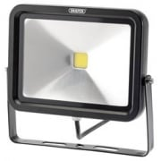 1950 Lumen COB LED Slimeline Wall Mounted Floodlights (30W): Model No. WMCL30W/B