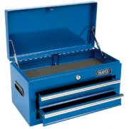 DRAPER 2 Drawer Tool Chest/Tool Box: Model No.TC2B