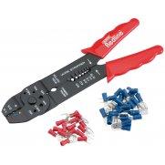 DRAPER 200mm 4 Way Crimping Tool Kit : Model No.RL-CP-K