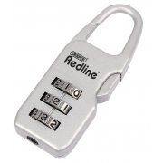 DRAPER 21mm Aluminium Combination Padlock (Three Numbers) : Model No.RL-CPL