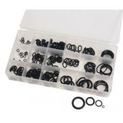 DRAPER 225 Piece O Ring Assortment: Model No.O-RING/225