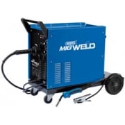 230/400V Gas/Gasless Turbo MIG Welder (180A): Model No. MW190T