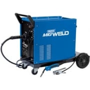 230/400V Gas/Gasless Turbo MIG Welder (220A): Model No. MW230T