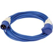 DRAPER 230V 16A 14M x 1.5mm2 Extension Cable: Model No.EL240A