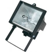 DRAPER 230V 400W Wall Mounting Halogen Lamp: Model No.HL400WC
